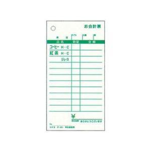 KOKUYO/コクヨ  お会計票(5冊パック)テ−351(品名入り) murauchi