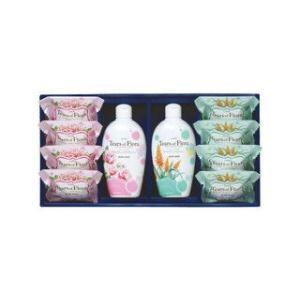 CLOVER/クロバーコーポレーション  ティアーズオブフローラ ボディソープ&石鹸セット/TFR−20 murauchi