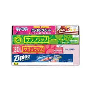 AsahiKASEI/旭化成ホームプロダクツ  サランラップバラエティギフト10/SVG10B|murauchi