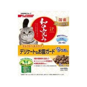 Nisshin/日清ペットフード  JPスタイル 和の究み 猫用セレクトヘルスケア デリケートなお腹...