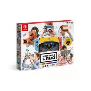 任天堂  Nintendo Labo Toy-Con 04: VR Kit【Switch】|murauchi