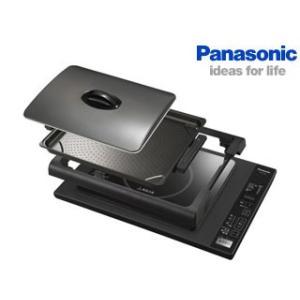 【nightsale】 Panasonic/パナソニック  ●KZ-HP1100 卓上IHホットプレ...