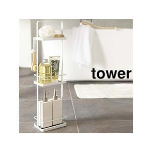 YAMAZAKI/山崎実業  【tower/タワー】ディスペンサースタンド ホワイト (6634)|murauchi