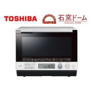 TOSHIBA/東芝  ER-SD100(W) 過熱水蒸気オーブンレンジ 石窯ドーム (グランホワイト) murauchi