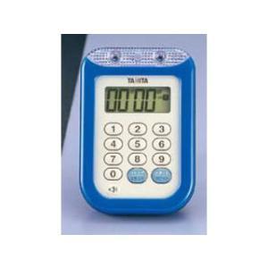 TANITA/タニタ  大音量タイマー100分計TD−377/ブルー |murauchi