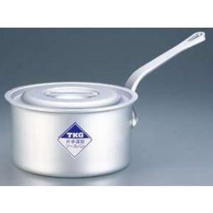 Total Kitchen Goods  片手深型鍋アルミニウム(アルマイト加工)/(目盛付)24cm|murauchi
