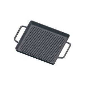 TKG鉄鋳物グリルパン 中|murauchi