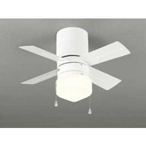 ODELIC  ■【小型】【軽量】WF255LD スモール ファン 器具本体[灯具一体型] murauchi