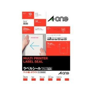 A・one/エーワン マルチプリンタラベル B...の関連商品1