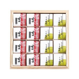 紀州南高梅 2種16粒(個包装)   00015|murauchi