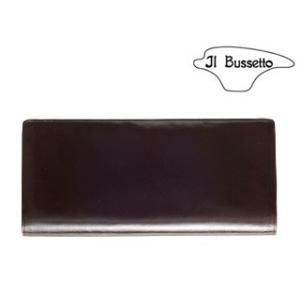 Il Bussetto/イルブセット  Long Wallet/長財布 【ダークブラウン】 |murauchi