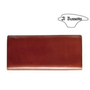 Il Bussetto/イルブセット  Long Wallet/長財布 【ブラウン】 |murauchi