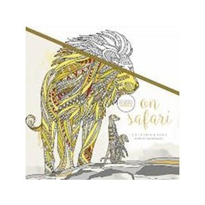 KAISERCRAFT/カイザークラフト  【KAISERCOLOUR】On Safari Colouring(オンサファリカラーリング) CL508|murauchi