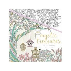 KAISERCRAFT/カイザークラフト  【KAISERCOLOUR】Mystic Treasures Colouring(ミスティックトレジャーズカラーリング) CL510|murauchi
