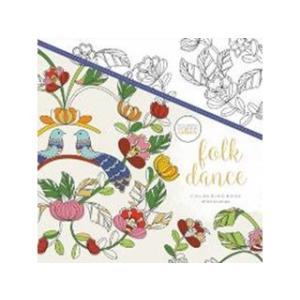 KAISERCRAFT/カイザークラフト  【KAISERCOLOUR】Folk Dance Colouring(フォークダンスカラーリング) CL515|murauchi
