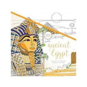 KAISERCRAFT/カイザークラフト  【KAISERCOLOUR】Ancient Egypt Colouring Book(エンシェントエジプトカラーリングブック) CL530|murauchi