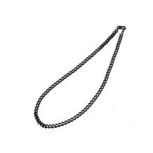 Phiten/ファイテン  炭化チタンチェーンネックレス  45cm  TC660045