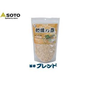 【nightsale】 SOTO/ソト  ★★★ST-1316 スモークチップ 旨味ブレンド