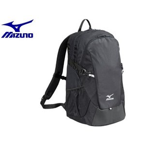 mizuno/ミズノ  33JD7103-90 チームバッグパック30 【約30L】 (ブラック)|murauchi