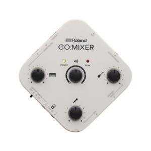 Roland/ローランド  GO:MIXER スマートフォン用オーディオミキサー|murauchi