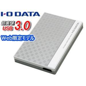 I・O DATA/アイ・オー・データ  【Web限定モデル】USB3.0対応ポータブルハードディスク 1TB EC-PHU3W1|murauchi