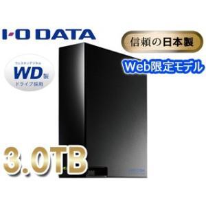 I・O DATA アイ・オー・データ デュアルコアCPU搭載 ネットワーク接続ハードディスク NAS 3TB HDL-AA3 Eの商品画像|ナビ