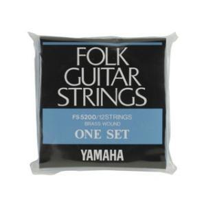 YAMAHA/ヤマハ  FS5200 フォークギター弦 【12弦用】|murauchi