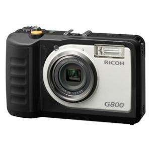RICOH/リコー  RICOH G800 防水・防塵・業務用デジタルカメラ murauchi