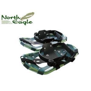 NorthEagle/ノースイーグル  NE1013 L&Kミニアルミスノーシュー 【20〜24cm】|murauchi