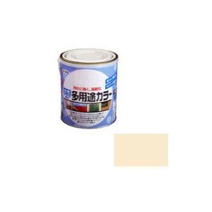 ASAHIPEN/アサヒペン  水性多用途カラー 1.6L アイボリー