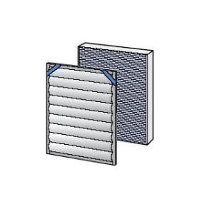 SHARP 空気清浄機 集じんフィルター 抗アレルゲン 抗ウイルス 制菌HEPA と洗える除菌脱臭フィルターの FZ-R40SF