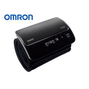 【nightsale】 OMRON  HEM-7600T-BKN 上腕式血圧計 (ブラック)|murauchi