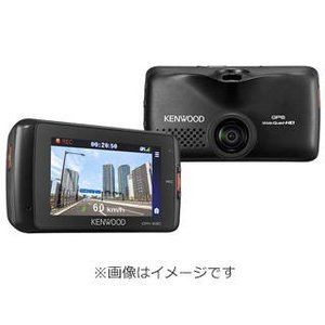 KENWOOD/ケンウッド  DRV-630 ドライブレコーダー microSDカード:16GB付属|murauchi