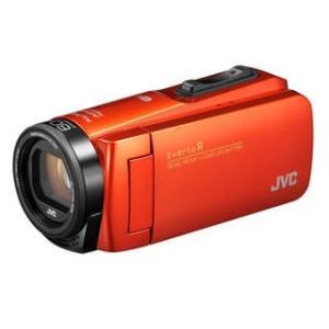 JVC/Victor/ビクター  GZ-RX680-D(ブラッドオレンジ) ハイビジョンメモリームービー