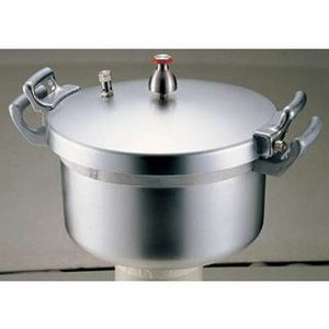 hokua/北陸アルミニウム  業務用アルミ圧力鍋/15L