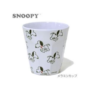 PEANUTS/ピーナッツ  PEANUTS/ピーナッツ■メラミンカップ【スヌーピー/ウォーキング】■|murauchi