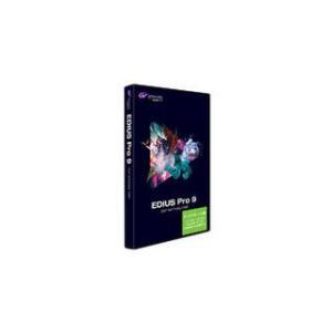 グラスバレー  EDIUS Pro 9 アップグレード版 EPR9-UGR-JP murauchi