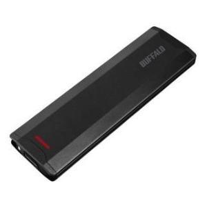 BUFFALO バッファロー  納期未定 USB3.1(Gen2)対応 ポータブルSSD 1TB ブ...