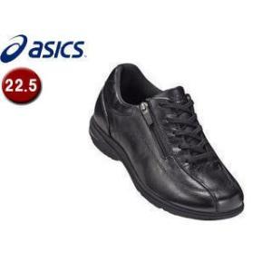 asics/アシックス  【完了】TDW743-90 PLUSCOMFORT743(W) プラスコンフォート (ブラック) 【22.5】 murauchi