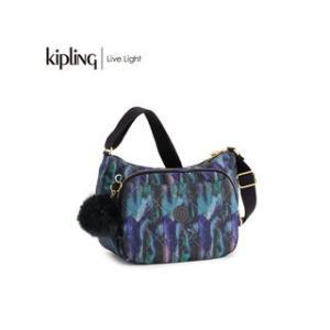KIPLING/キプリング  CAI/カイ ショルダーバッグ ツイストレジャーコレクション (Painted Sky/ペインテッドスカイ)|murauchi