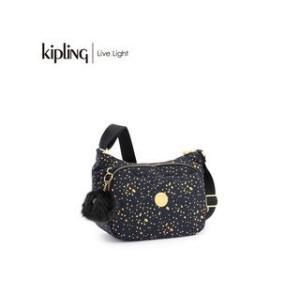 KIPLING/キプリング  CAI/カイ ショルダーバッグ ツイストレジャーコレクション (Golden Night/ゴールデンナイト)|murauchi