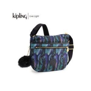 KIPLING/キプリング  ARTO/アルト 斜めがけショルダー バッグ ツイストレジャーコレクション (Painted Sky/ペインテッドスカイ)|murauchi