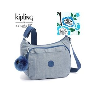 KIPLING/キプリング  CAI/カイ 斜めがけショルダー(Tsubaki Cotton) murauchi