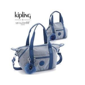 KIPLING/キプリング  ART MINI/アート ミニ ハンドバッグ(Tsubaki Cotton)|murauchi