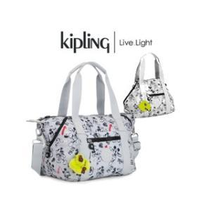 KIPLING/キプリング  【最新作】 D ART MINI/アート ミニ ハンドバッグ(SKETCH GREY/スケッチ グレー)|murauchi