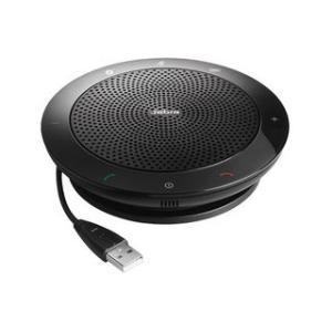 7510109 ポータブルスピーカーフォンであらゆる部屋を会議室に。Bluetooth または US...
