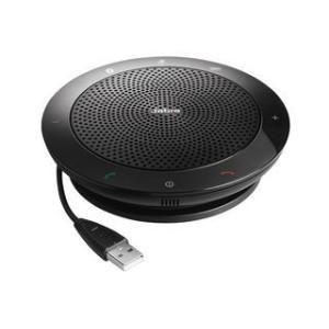 7510209 ポータブルスピーカーフォンであらゆる部屋を会議室に。Bluetooth または US...