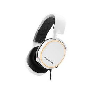 SteelSeries  SteelSeries Arctis 5 White (2019 Edit...