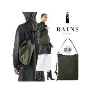 RAINS/レインズ  ♪Sling Bag/スリングバッグ 【グリーン】 13080304 |murauchi