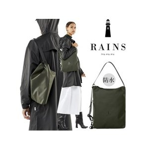 RAINS/レインズ  ♪本格防水 Sling Bag/スリングバッグ 【グリーン】 13080304  murauchi